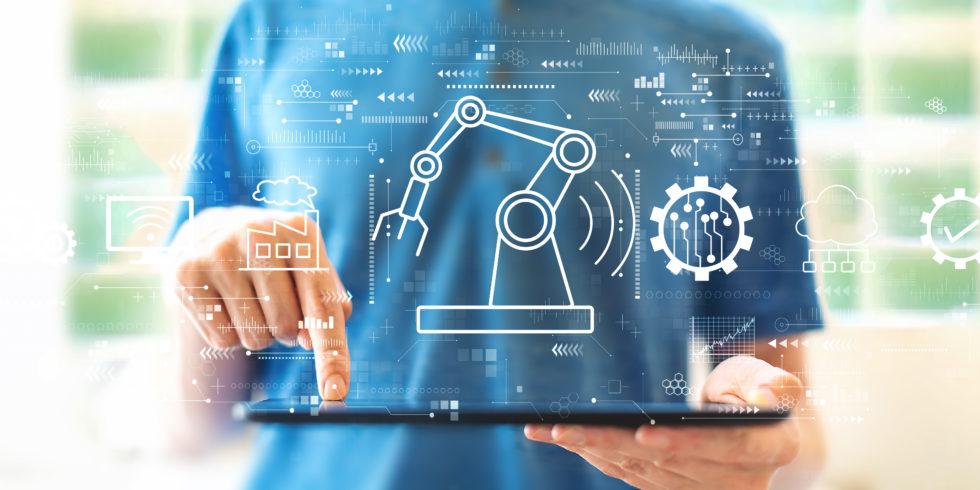 Auf der Smart Factory Week der MPDV dreht sich alles um Digitalisierung und Industrie 4.0. Foto: MPDV, Adobe Stock, Tierney