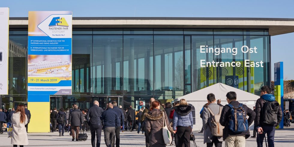 Die nächste Fastner Fair Stuttgart soll vom 21. bis zum 23. März 2023 stattfinden. Foto: Mack Brooks Exhibitions
