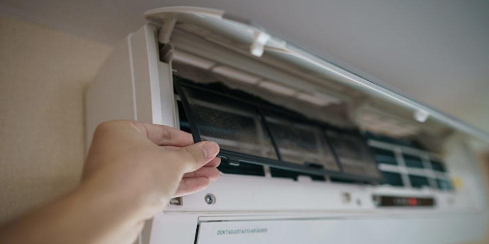 Luftfilter Klimaanlage