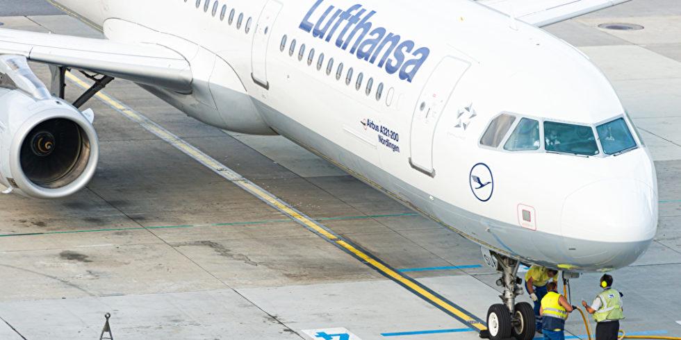 Die Lufthansa hatte ein milliardenschweres Rettungspaket vom Bund bekommen. Foto: Panthermedia.net/kyolshin