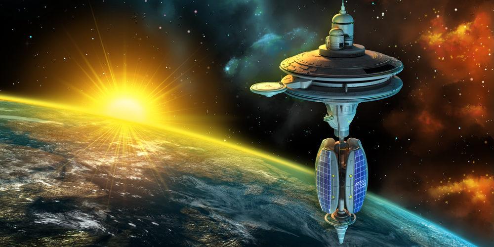 China plant kilometergroße Raumstation – und das ist erst der Anfang
