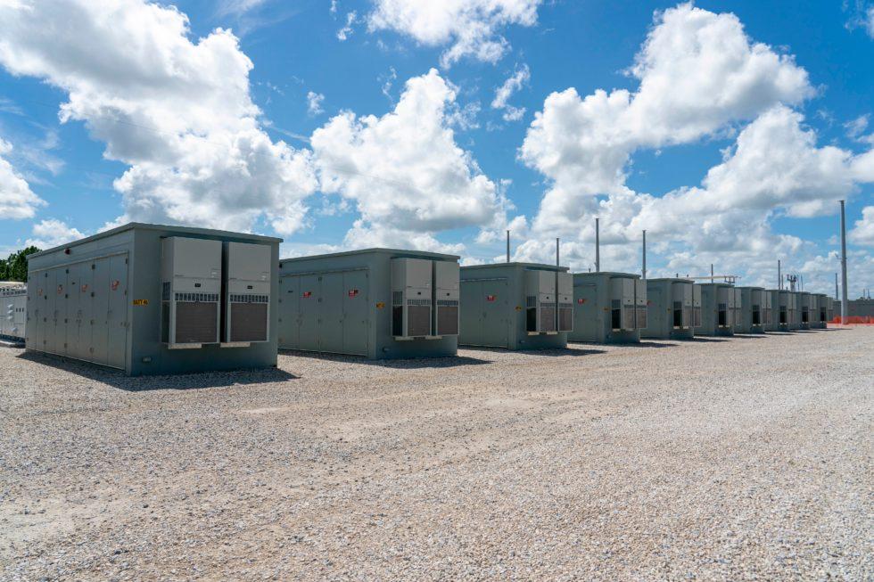 Das FPL Manatee Energy Storage Center soll Kohlekraftwerke ersetzen. Foto: FPL