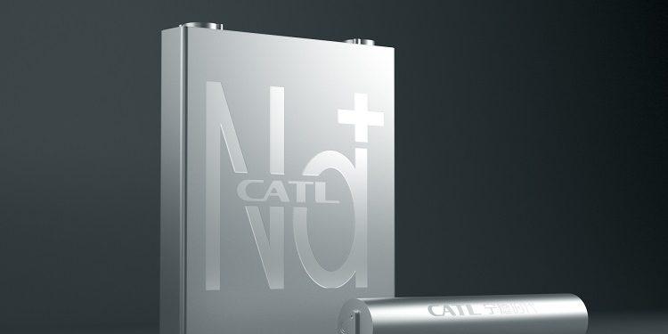 Natrium-Ionen-Batterie der ersten Generation