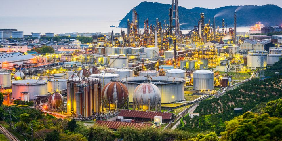 Unser Ranking zeigt die größten Chemieparks der Welt. Foto: panthermedia.net/sepavone