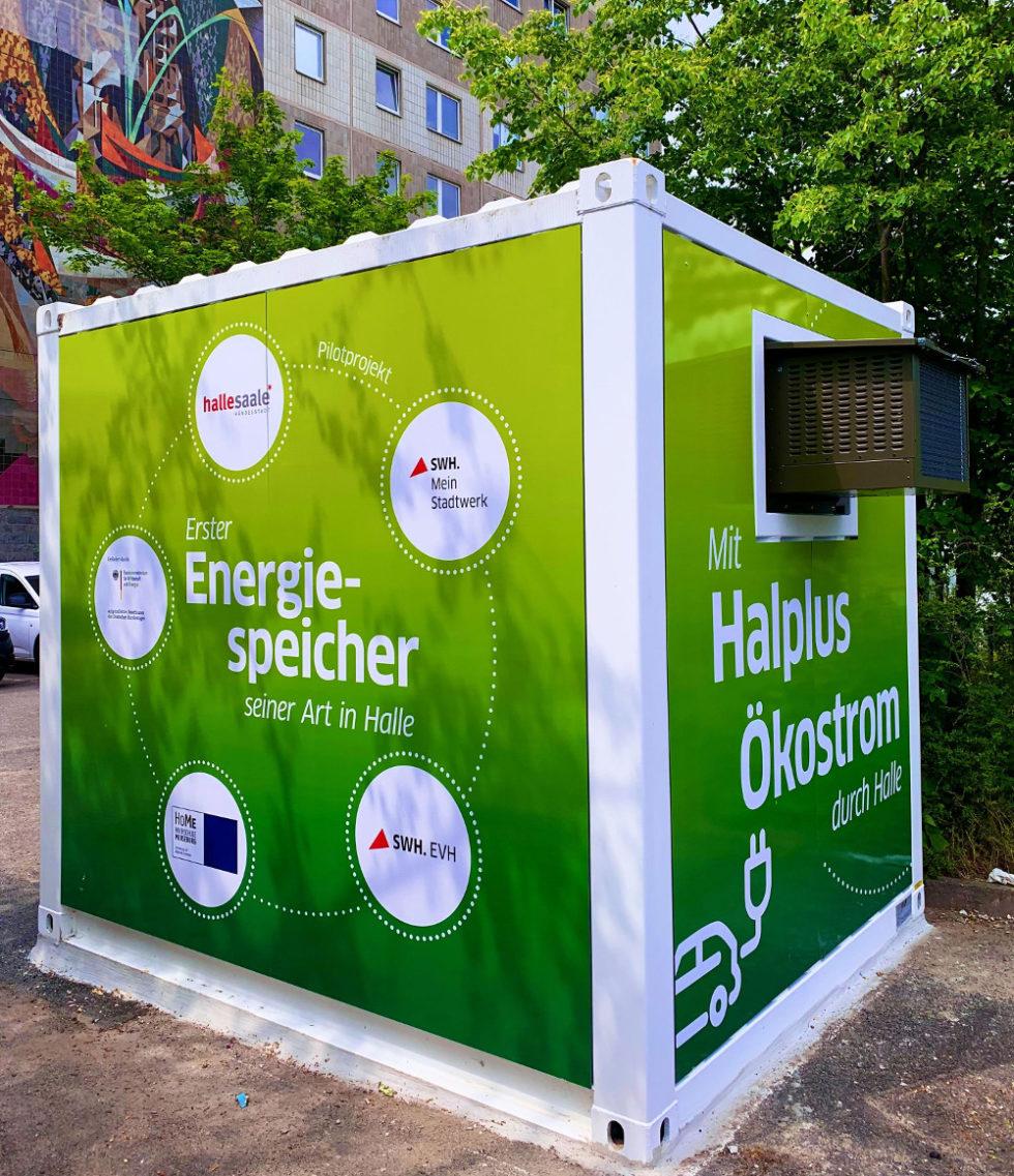 Elektrischer Energiespeicher