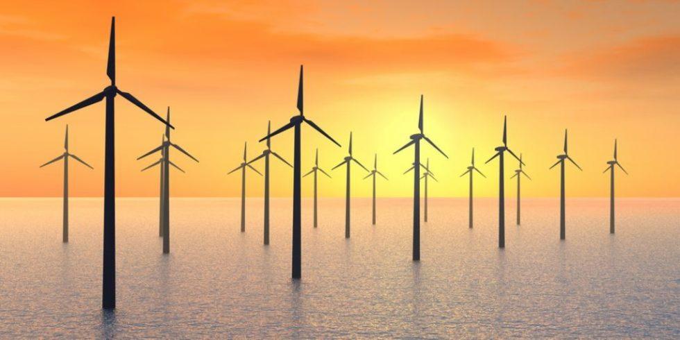 Offshore: Warum sich die weltweit größte Windkraftanlage nur auf dem Land dreht