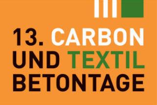 13. Carbon- und Textilbetontage