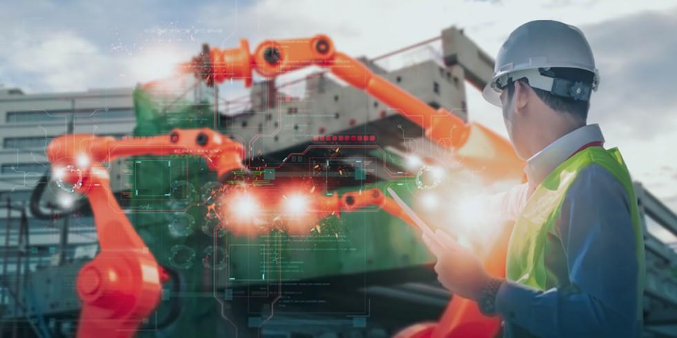 Auf der Baustelle wird Roboterintelligenz künftig eine immer größere Rolle spielen. Foto: PantherMedia / lucifer.lucifer.metal@gmail.com