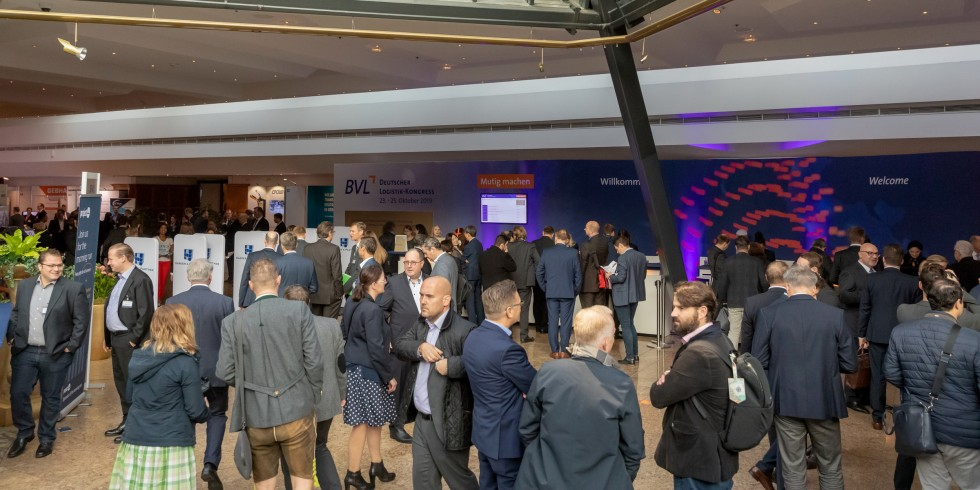 Der Deutsche Logistik-Kongress soll vom 20.-22. Oktober nicht nur digital im Netz, sondern als hybrides Event stattfinden. Foto: BVL