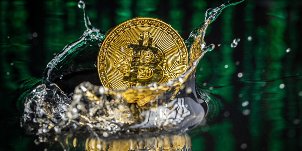 Bitcoin: after the tremendous increase, the cryptocurrency is on hold.  Analysts believe: BTC is about to fall.  Photo: Panthermedia.net/ jirkaejc