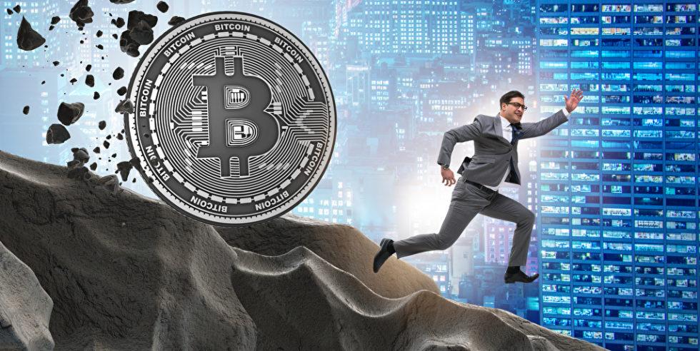 Der Bitcoin stürzt ab, viele Anleger sind in Sorge - nicht zuletzt wegen den Ereignissen rund um das chinesische Unternehmen Evergrande. Foto: Panthermedia.net/Elnur