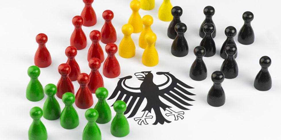 Bisweilen entscheiden wenige Prozentpunkte über den Ausgang der Bundestagswahl - manchmal wird es sogar noch knapper. Foto: panthermedia.net/seewhatmitchsee