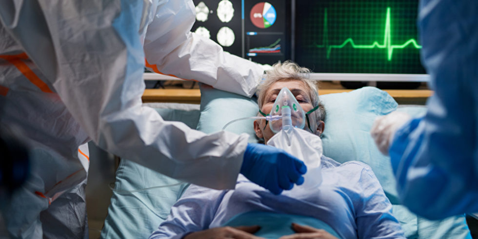 Die Hospitalisierungsrate wird ausschlaggebend für Corona-Schutzmaßnahmen sein. Nur: Die Zahlen des RKI spiegeln die tatsächliche Situation in den Krankenhäusern womöglich nicht korrekt wider. Foto: Panthermedia.net