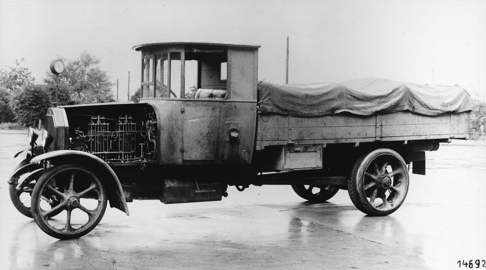 Hydrogen truck: Daimler draws surprising conclusions