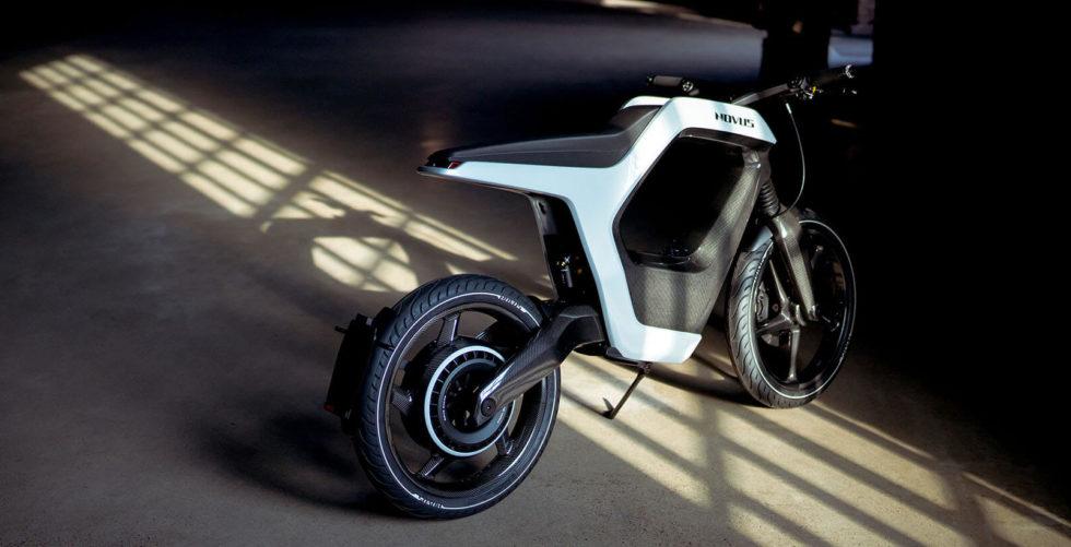 """Das Elektromotorrad Novus sieht schick aus. Bei """"Die Höhle der Löwen"""" bekamen die Gründer dennoch keine Investoren. Foto: Novus"""