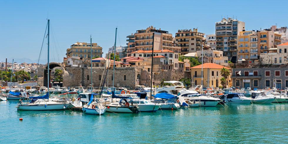 In Griechenland hat es auf der Insel Kreta ein Erdbeben nahe der Stadt Heraklion gegeben. Foto (Archivbild): Panthermedia.net