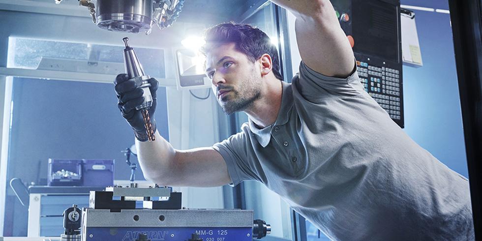 Das Angebot an Zerspanungswerkzeugen von HAHN+KOLB reicht von Bohr- und Fräswerkzeugen, über Drehwerkzeuge bis hin zu Sonderwerkzeugen speziell für jeden Bedarf. Foto: HAHN+KOLB Werkzeuge GmbH