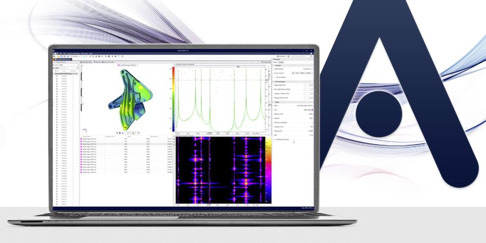ArtemiS SUITE, das umfangreiche und leistungsstarke Software-Paket für Schall- und Schwingungsanalyse. Foto: © Head acoustics GmbH