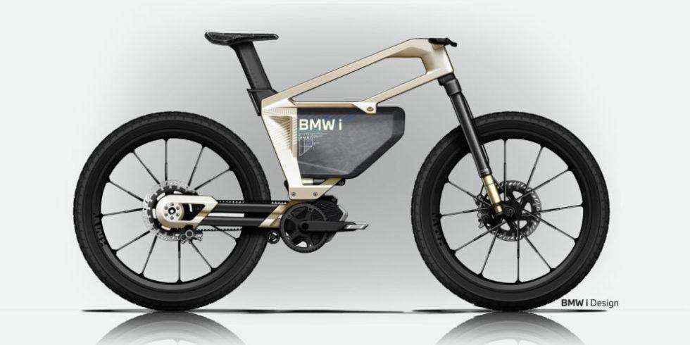 Neues Pedellen von BMW