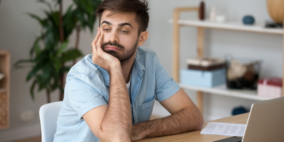 Stagnation im Job? Was Sie ändern müssen, um der Karriere Schwung zu verleihen, verrät unser Experte. Foto: Panthermedia.net/fizkes