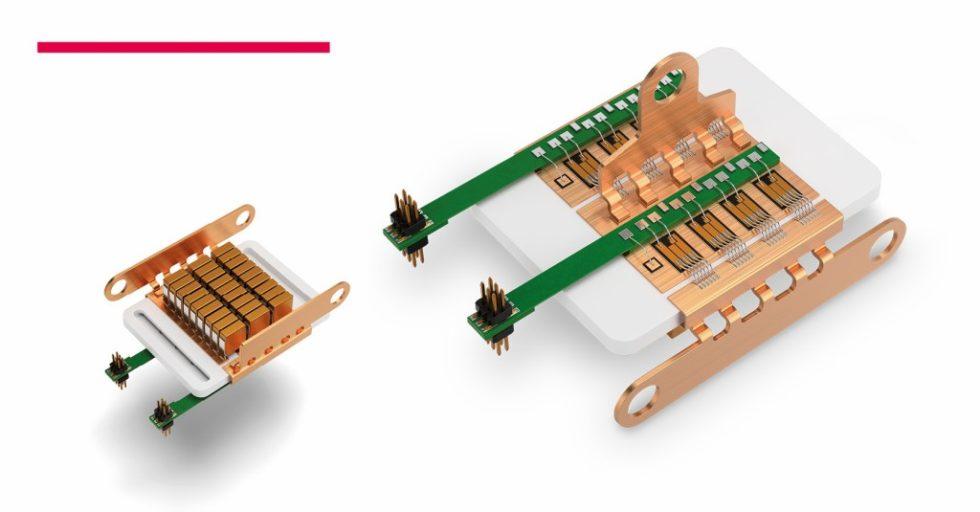 Leistungsmodul für Drive Inverter. Foto: Ceramtec