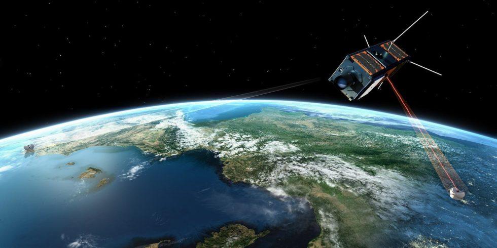 Im Januar startete der Satellit CubeSat Pixl 1 ins All: Der Mini-Würfel ist vom Deutschen Luft- und Raumfahrtzentrum (DLR) und der Airbus-Tochter Tesat entwickelt worden und spiegelt einen Trend wider. Kleinsatelliten spielen in Forschung und Wirtschaft eine immer größere Rolle. Foto: DLR