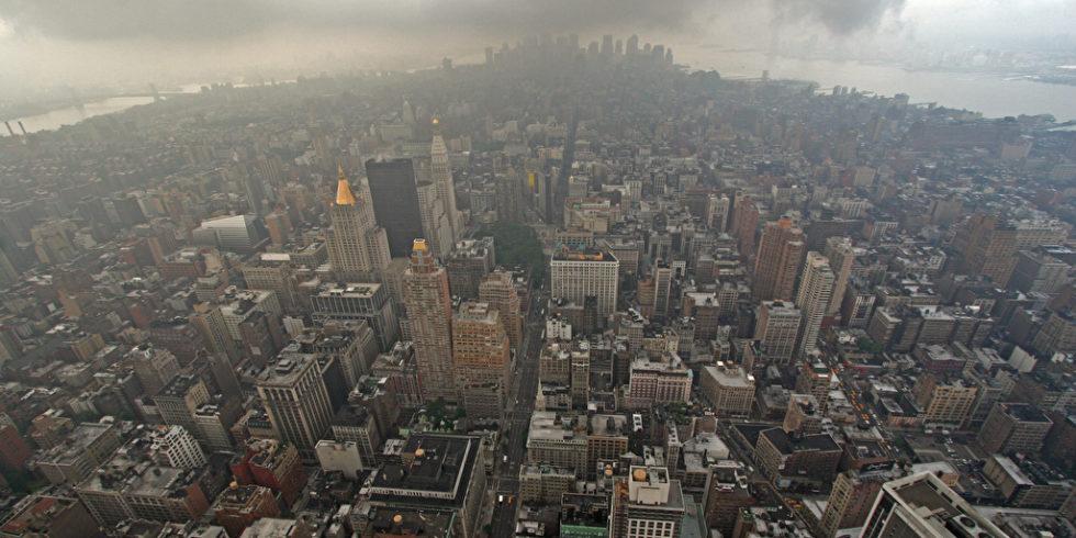 """New York steht nach schweren Unwettern infolge des Hurrikans """"Ida"""" unter Wasser. Foto (Archiv): Panthermedia.net/Zarathustra"""