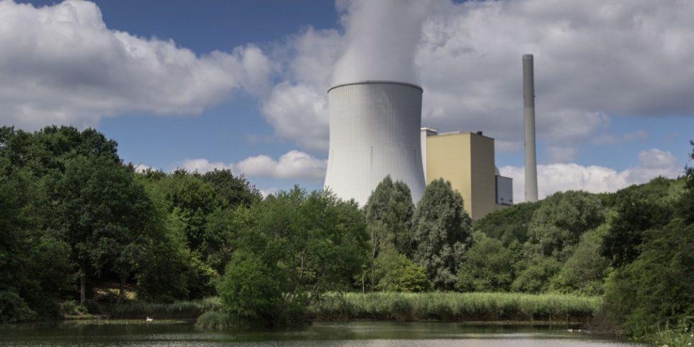 Das Steinkohlekraftwerk Bexbach im Saarland ist ein Kandidat für die baldige Abschaltung. Foto: Steag