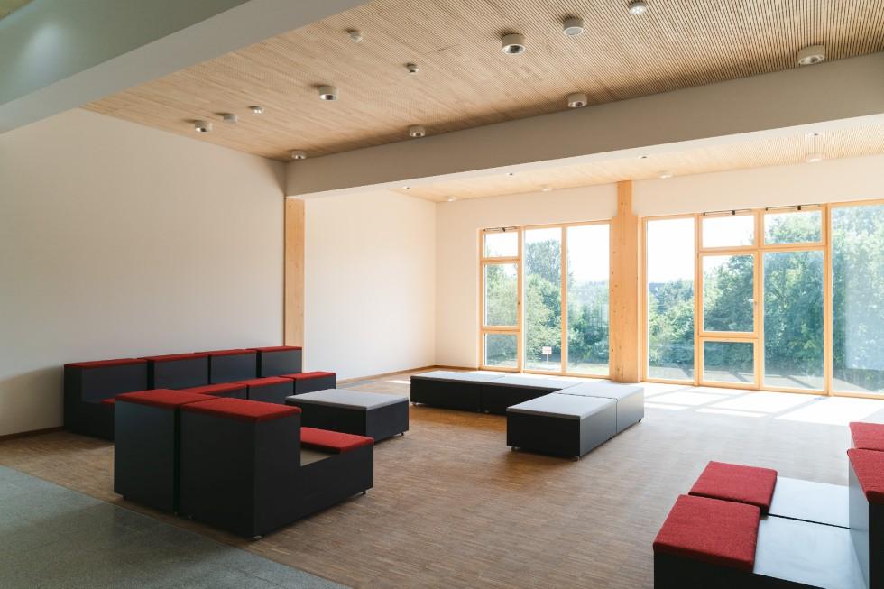 Eines der nachhaltigsten Uni-Gebäude Deutschlands eröffnet