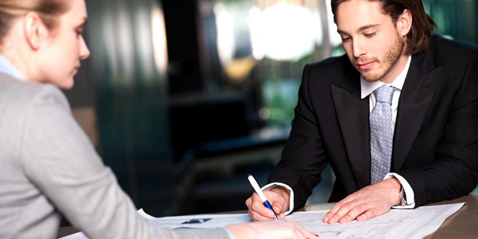 Der Businessplan ist das A und O für Gründer. Foto: Panthermedia.net/ stockyimages (YAYMicro)