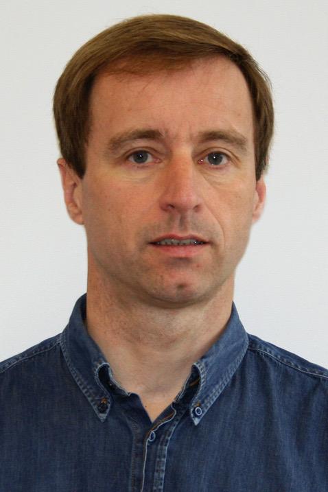 Prof. Dr. Klaus Ersfeld von der Fakultät für Biologie, Chemie und Geowissenschaften Molekulare Parasitologie der Universität Bayreuth. Foto: Klaus Ersfeld