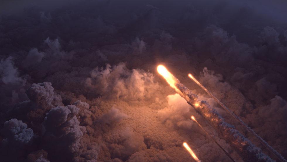 Menschen berichten von einem Feuerball am Abendhimmel: War es ein Meteorit oder Weltraumschrott?Foto: Panthermedia.net/ alexyz3d