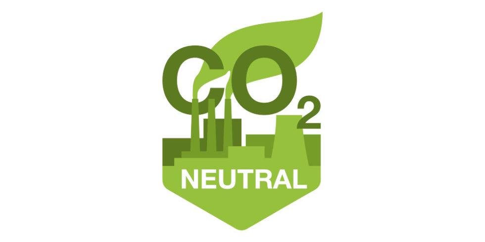 Illustration CO2 neutral